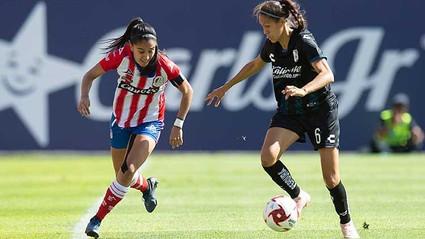 Gallos Femenil cae 1 a 0 ante San Luis