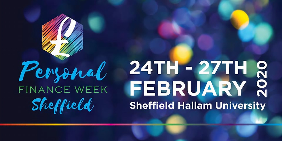 Planning Ahead: Tax, Care and Toyboys...  Part of Personal Finance Week Sheffield