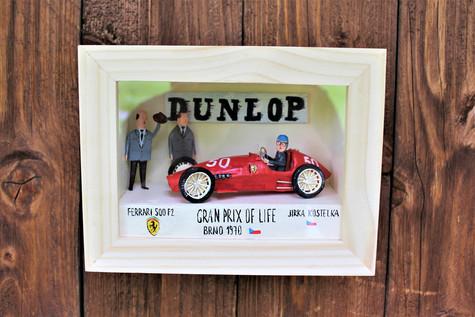 50- satnik ve Ferrari