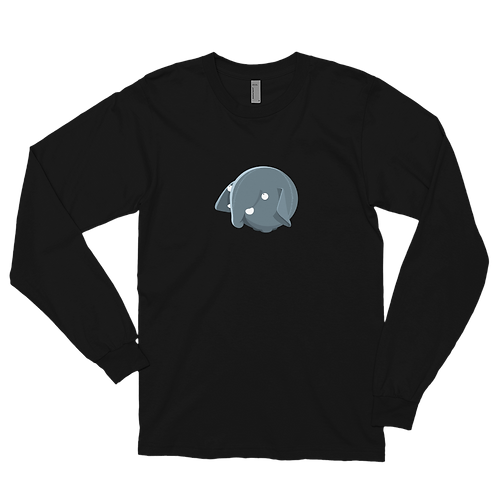 The elephant in the room Long sleeve t-shirt