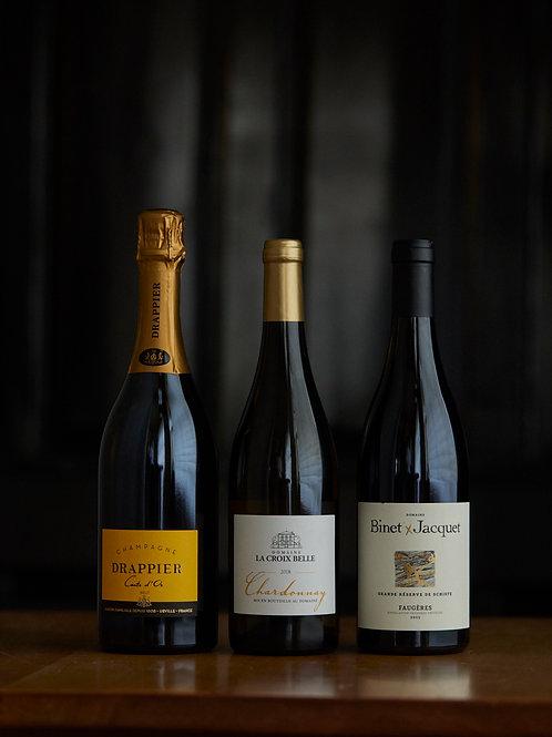 Wine Pairing (für 4 Personen) Klassisch