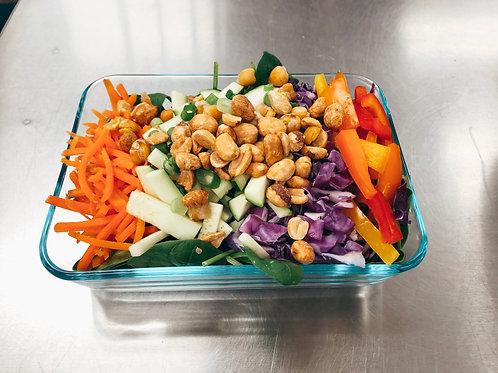 Thai Inspired Chopped Salad