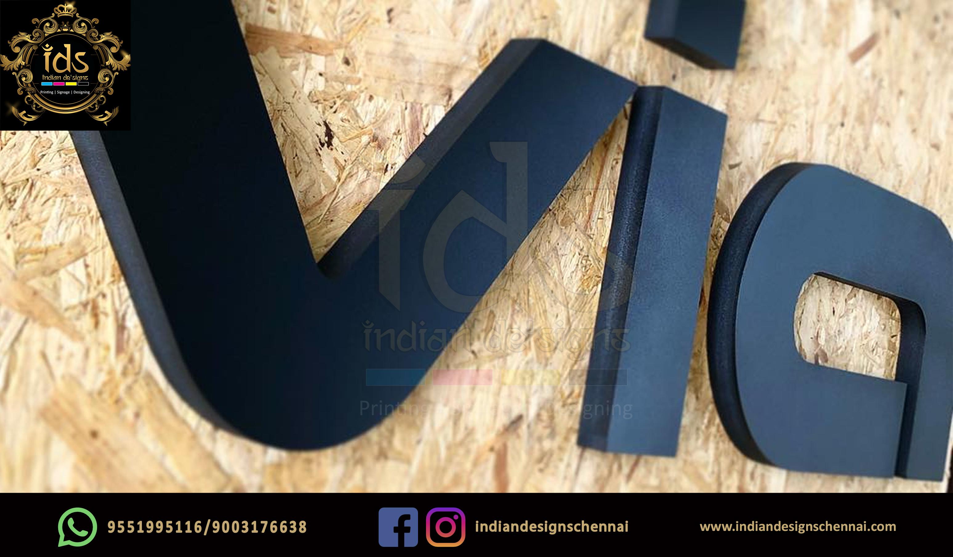 Metal Letter / Aluminum Letters