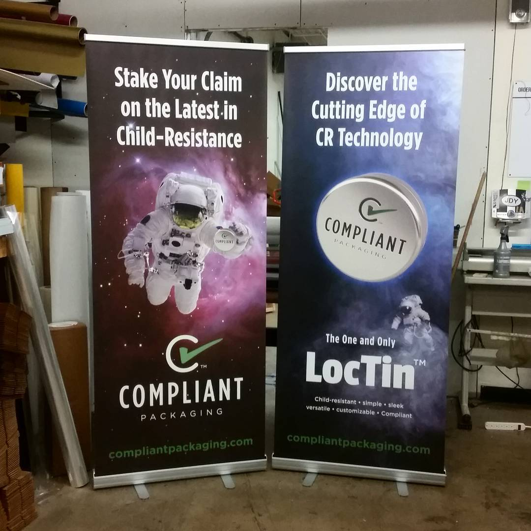 Banner Standees