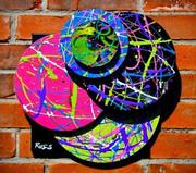 Hi-Fi Vinyl Sculpture Blur
