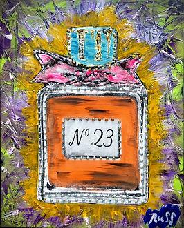 Smashup Studios urban vibrant visul art perfume