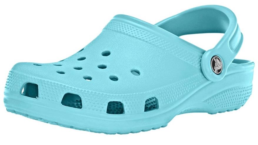 PDC Perfect Teal Crocs