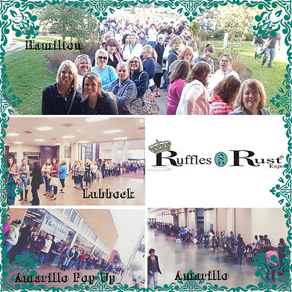 2019 Lubbock Spring Ruffles and Rust Expo