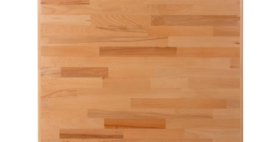 Blat de masă HORECA 2 pers. fag, 600 x 40 x 800 mm