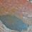 Tablou pictat pe panza, metalic, auriu, argintiu, roz