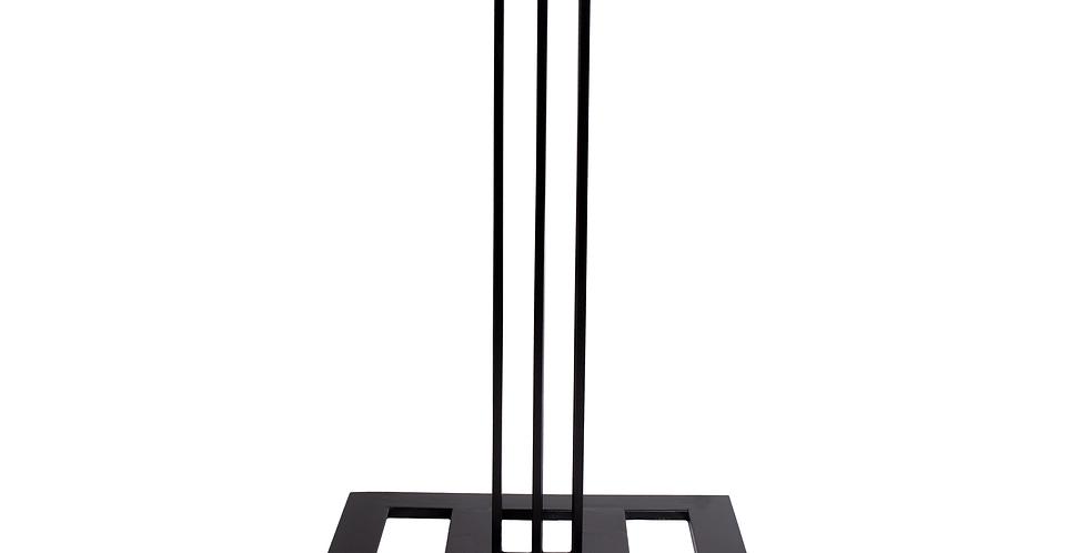 Picior masa din metal horeca