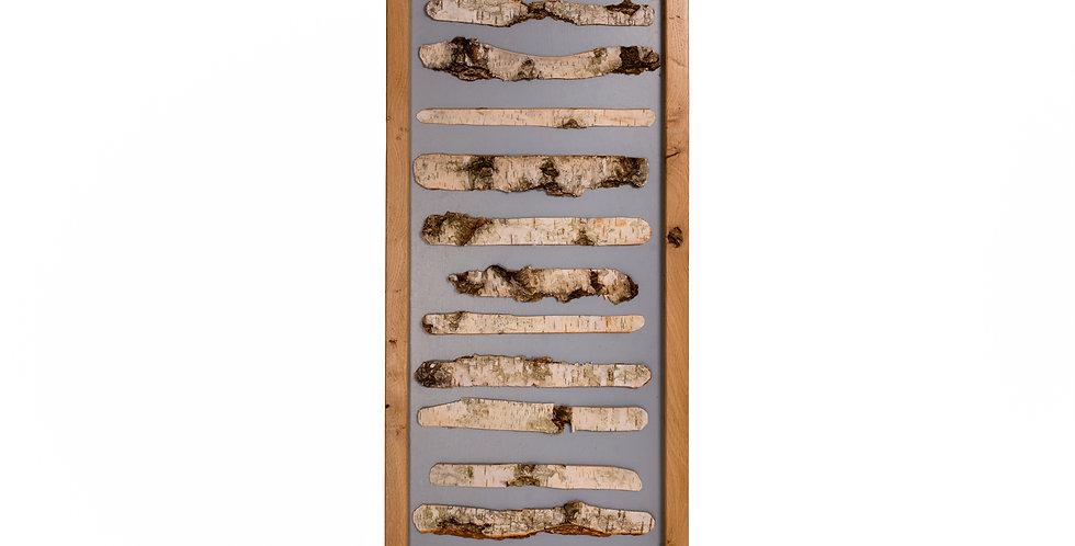 Decoratiune perete din lemn