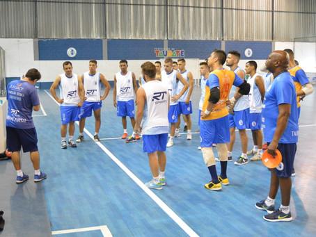 Taubaté Futsal se reapresenta para 2020, de olho na Copa LPF