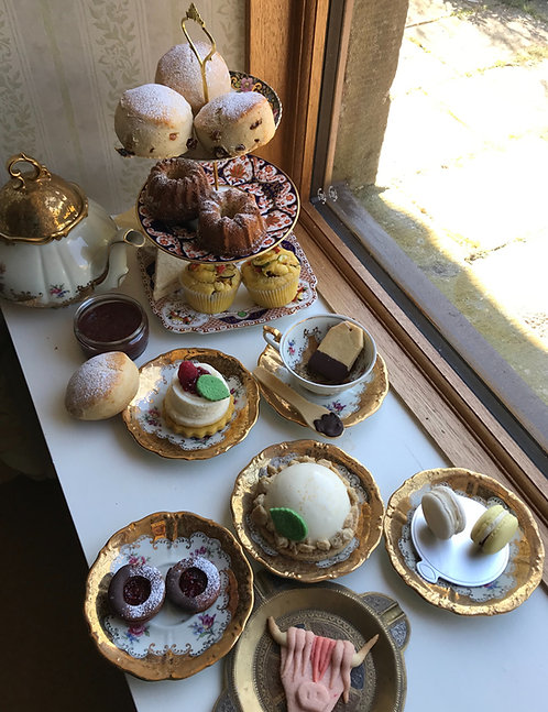 LUXURY AFTERNOON TEA For 2