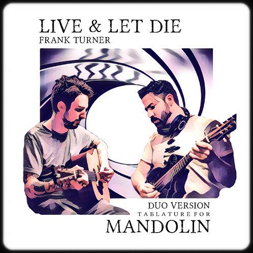Frank Turner - Live & Let Die (Duo Version)