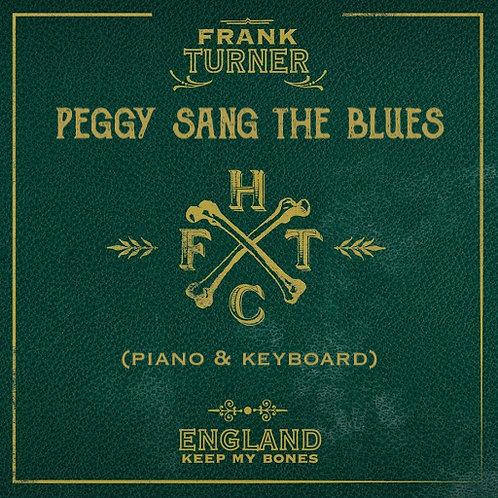 Frank Turner - Peggy Sang The Blues (Piano & Keyboard)