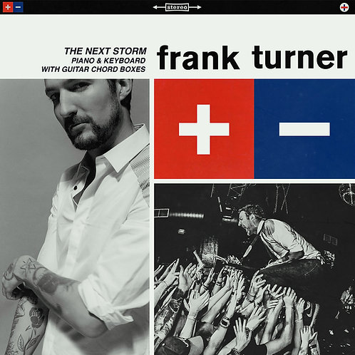 Frank Turner - The Next Storm (Piano & Keyboard w/guitar chord boxes)