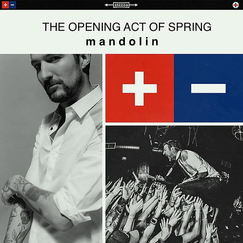 Frank Turner - The Opening Act Of Spring (Mandolin)