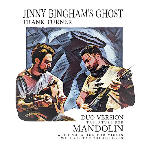 Frank Turner - Jinny Bingham's Ghost (Duo Version for Mandolin)