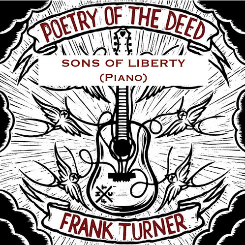 Frank Turner - Sons Of Liberty (Piano)