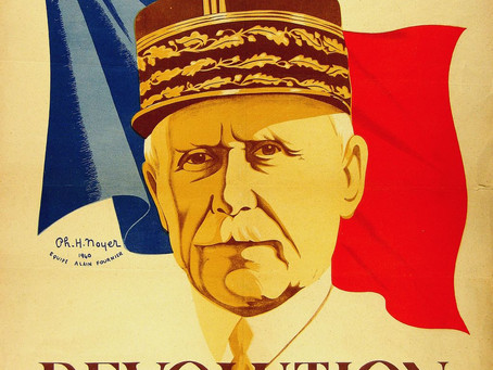The changing face of Vichy