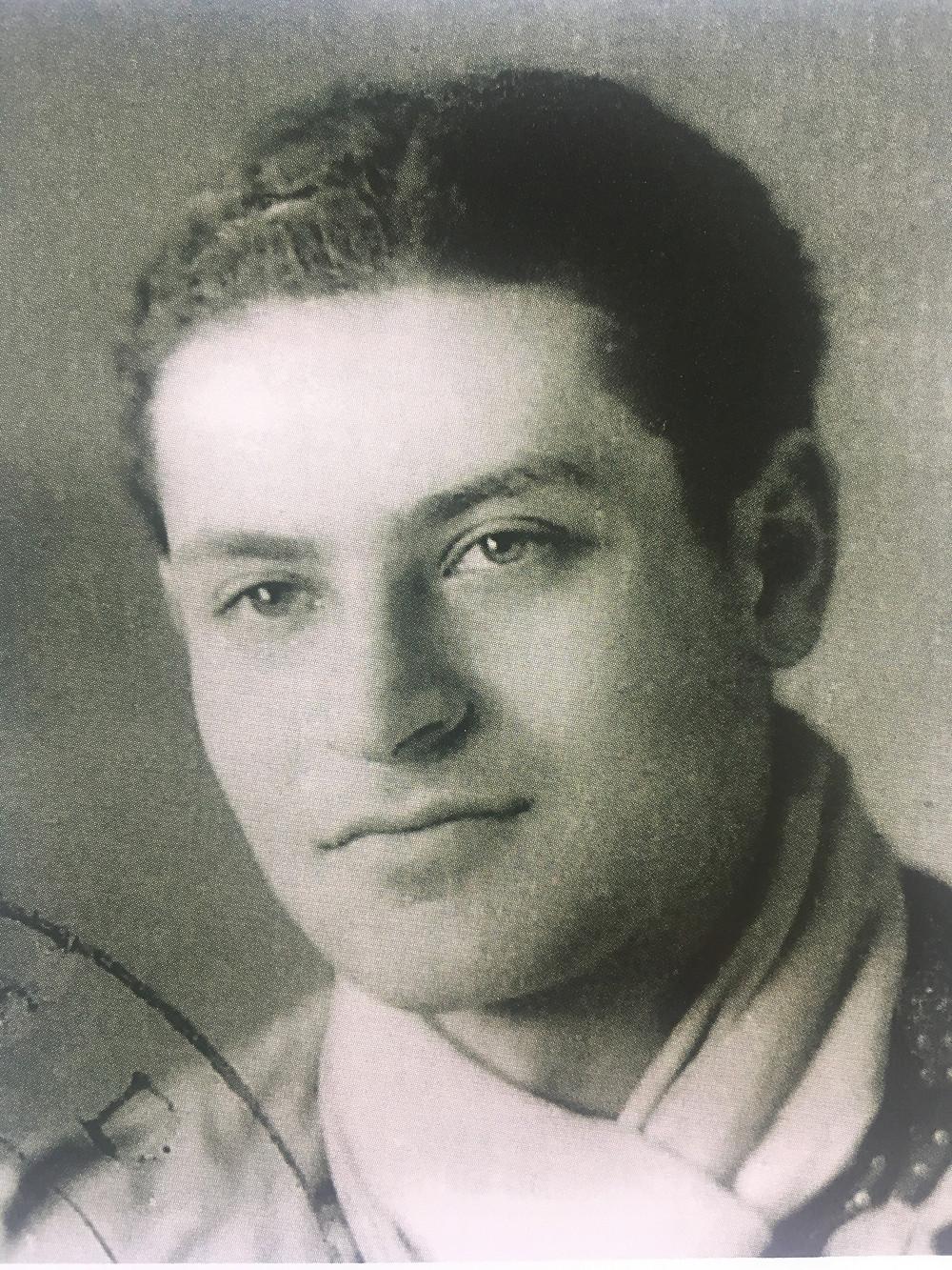 Ralph Finkler in 1944