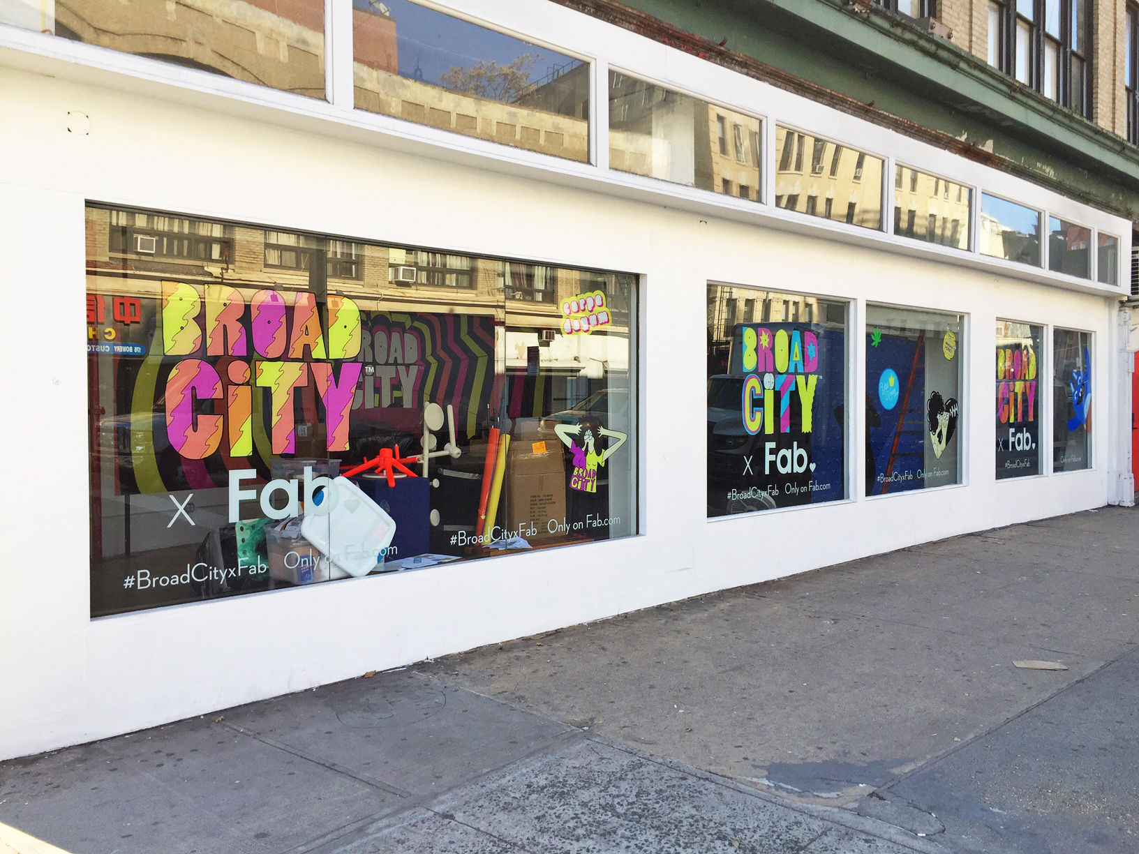 BROAD CITY WINDOWS