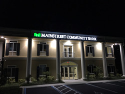 MAINSTREET COMM BANK CL
