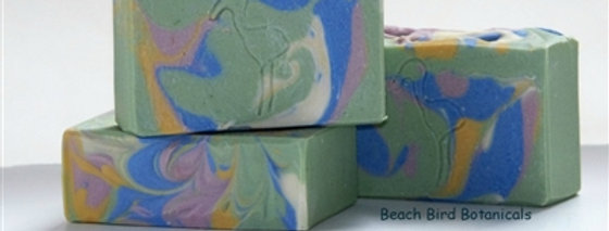 Tropical Rainforest Bath Bar