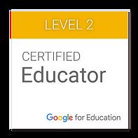 Google Level 2 Certified Badge.png