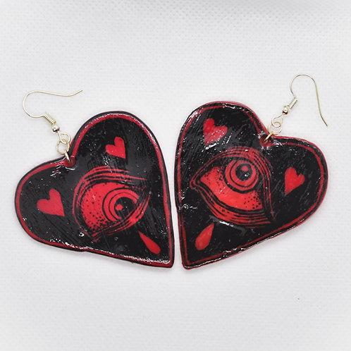 In lovers eyes, second pair