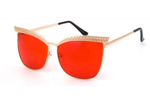 """HOT TAMALE"" RIMLESS SUNGLASSES"