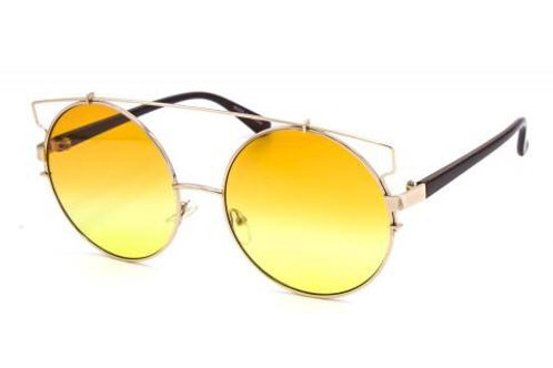 Brooklyn rimless sunglasses