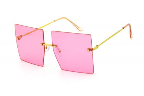 Classic style rimless