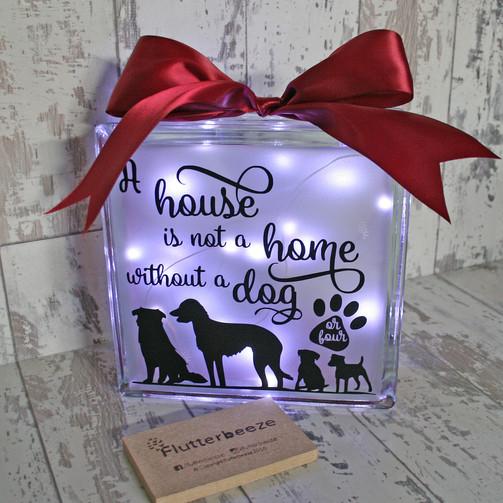 Dog lover lightblock