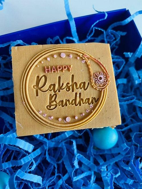 Happy Raksha Bandhan - Embosser