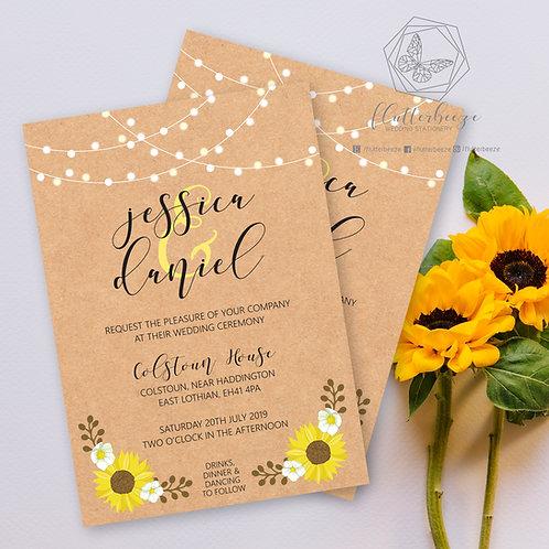 Sally - Sunflowers