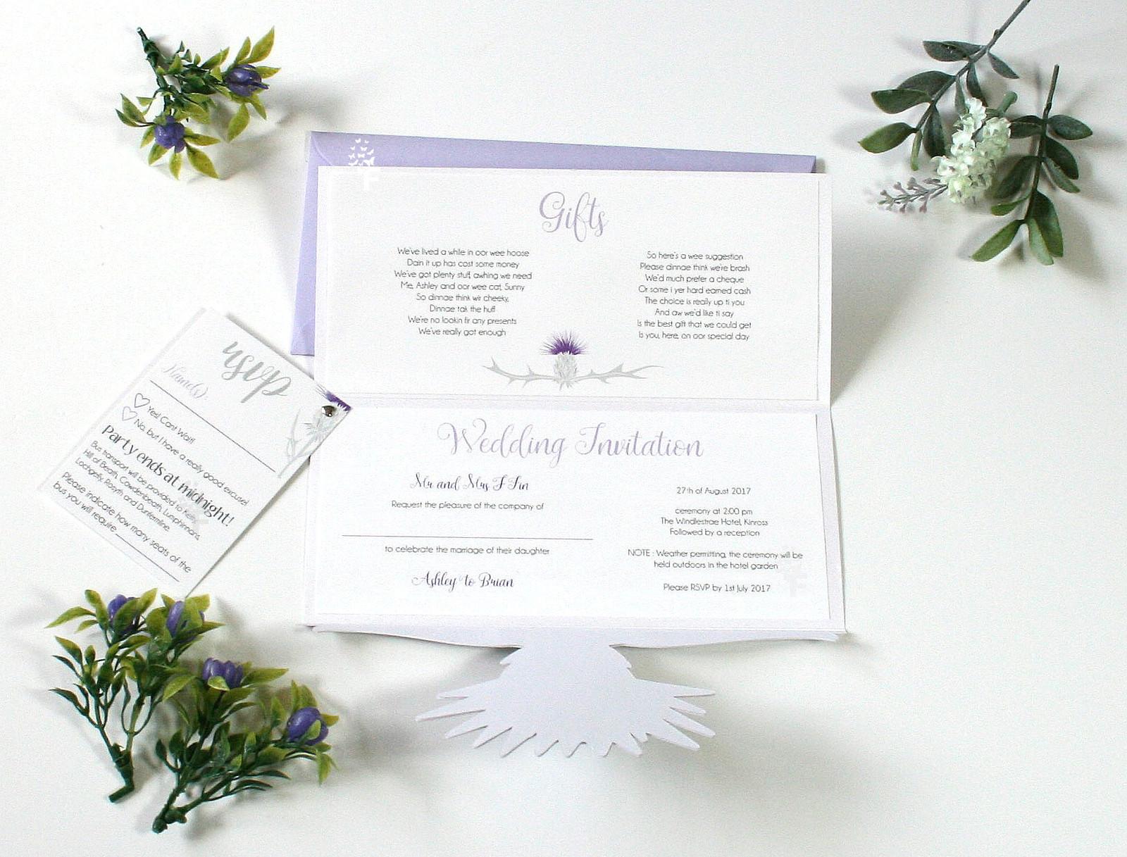 Purple Thistle papercut design | Flutterbeeze Graphic Design ...