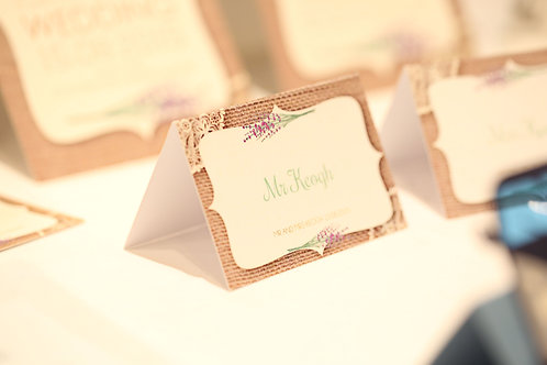 Placename Cards