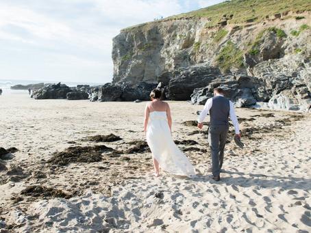 Summer Love | A Cornish Wedding