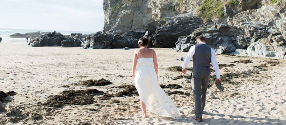 Summer Love | A Cornish Wedding
