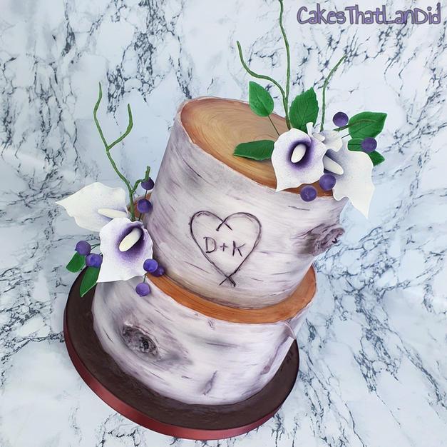 Cakes that Lan did