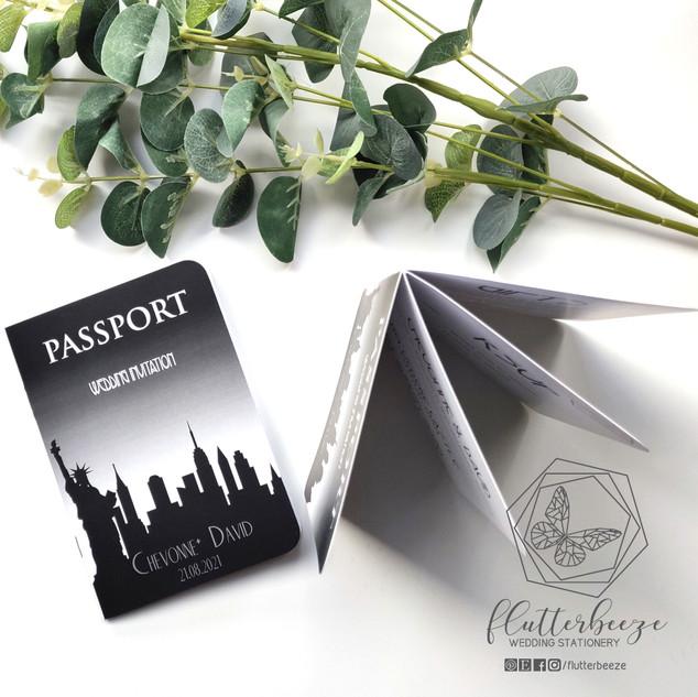 New York Passport