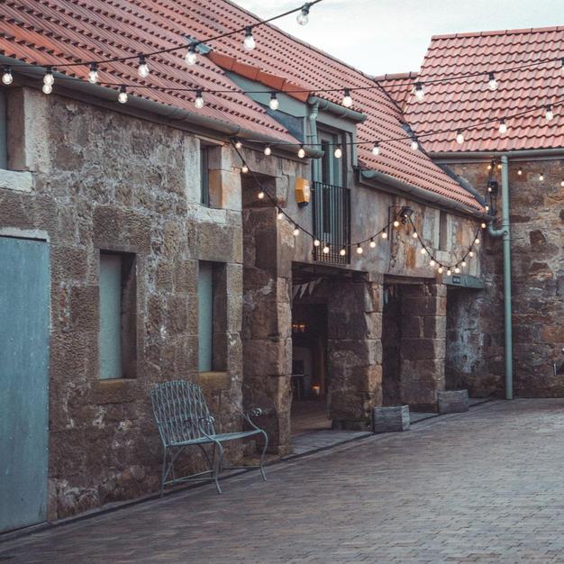 The Den at Culross