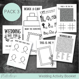 Colouring Pack 3