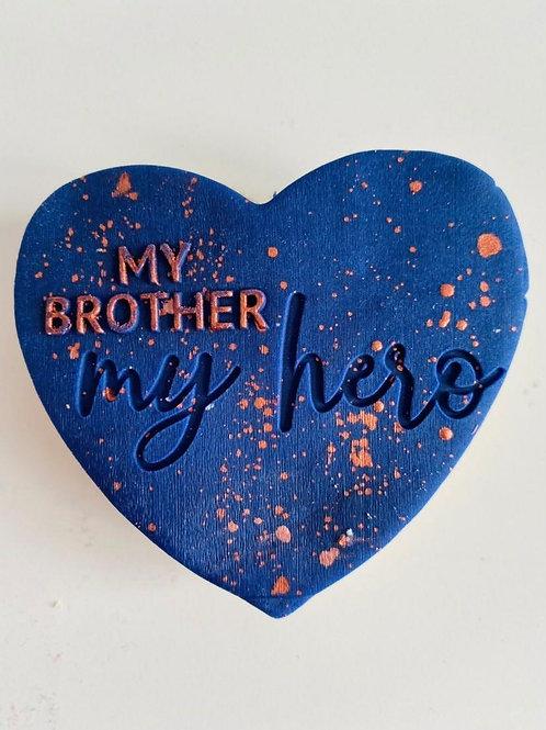 My Brother - Embosser