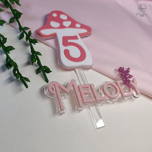 Fairy Name + Toadstool Age