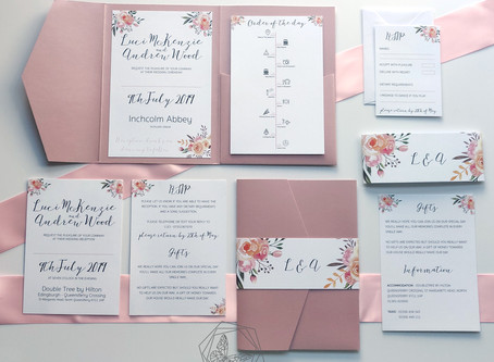 Pocketfold Invites | Icon Order of the Day