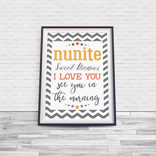 Nunite Print