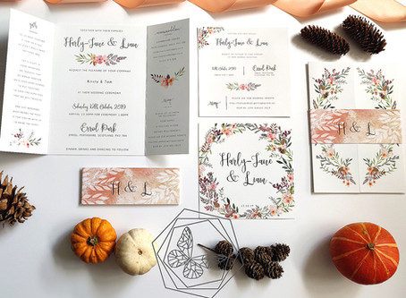 Autumn Wedding | Errol Park